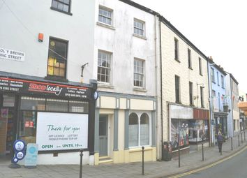 Thumbnail Commercial property to let in King Street, Carmarthen, Carmarthenshire