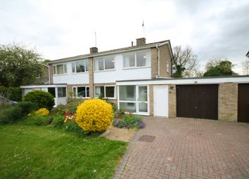 Thumbnail 3 bed semi-detached house to rent in Cedar Walk, Bottisham