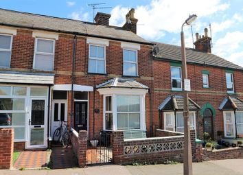 Thumbnail 3 bed terraced house for sale in Beach Road, Dovercourt, Harwich