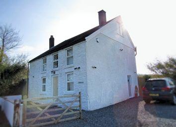 Thumbnail 4 bed detached house for sale in Herberdeg Road, Pontyates, Llanelli, Carmarthen.