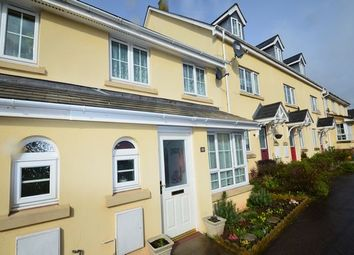 Thumbnail 3 bed terraced house for sale in Waylands Road, Tiverton