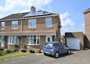 Thumbnail 3 bed semi-detached house for sale in Kirkdale Gardens, Plymouth, Devon
