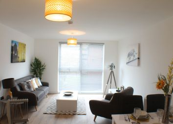 Thumbnail 2 bedroom flat to rent in B1, Helena Street, Birmingham,