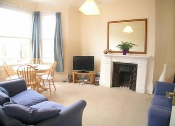 Thumbnail 1 bed flat to rent in Schubert Road, London