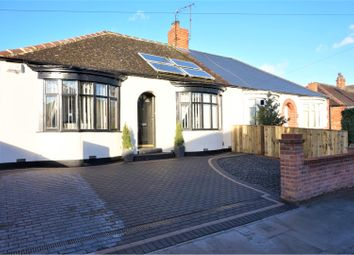 Thumbnail 3 bed semi-detached bungalow for sale in Quebec Road, Hartburn, Stockton-On-Tees
