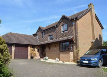 Thumbnail 3 bed detached house for sale in Glebe Gardens, Motcombe, Shaftesbury
