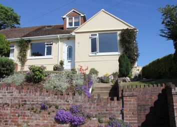 Thumbnail 3 bed semi-detached bungalow for sale in Pencorse Road, Torquay