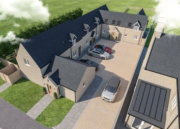 Thumbnail 3 bed semi-detached house for sale in Wheatsheaf Mews, Main Street, Upper Benefield, Northamptonshire