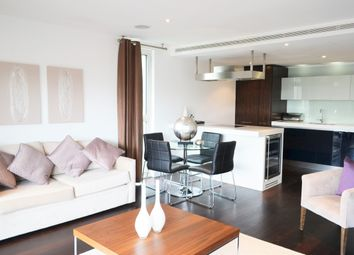 Thumbnail 2 bed flat to rent in Grosvenor Waterside, Victoria