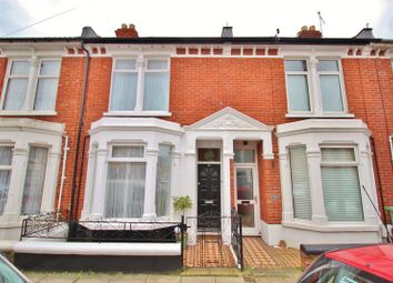 Thumbnail 3 bed terraced house for sale in Empshott Road, Southsea