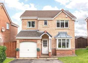 Thumbnail 4 bed detached house for sale in Fordell Gardens, Kirkcaldy