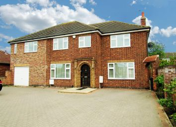 Thumbnail 6 bedroom detached house for sale in Colby Drive, Thurmaston, Leicester