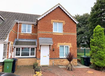 Thumbnail 2 bed semi-detached house to rent in Halvergate Close, Sunderland, Tyne And Wear