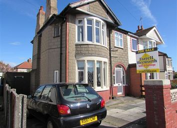 Thumbnail 1 bedroom flat for sale in Lyddesdale Avenue, Thornton Cleveleys