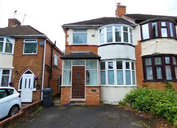 3 bed semi-detached house to rent in Bryn Arden Road, South Yardley, Birmingham B26
