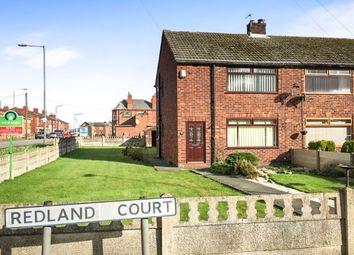 Thumbnail 2 bed property for sale in Redland Court, Bamfurlong, Wigan