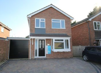 Thumbnail 3 bedroom detached house for sale in Ditchfield, Somersham, Huntingdon