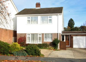 Thumbnail 4 bedroom link-detached house for sale in Sycamore Drive, Frimley