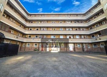 Thumbnail 2 bed flat for sale in Collingwood House, Darling Row, Whitechapel