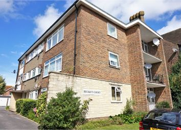 Thumbnail 1 bed flat for sale in Rectory Road, Worthing
