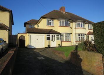 Thumbnail 4 bed semi-detached house for sale in Sevenoaks Road, Farnborough, Orpington