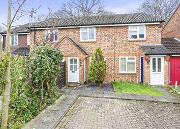Thumbnail 2 bedroom terraced house for sale in Little Copse Chase, Chineham, Basingstoke