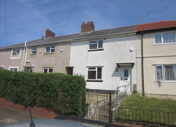 Thumbnail 2 bed terraced house to rent in Merlin Crescent, Townhill, Swansea.
