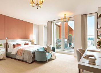 Thumbnail 2 bed flat for sale in The Claves, Millbrook Park, London
