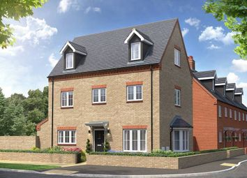 """4 bed detached house for sale in """"The Bampton"""" at Kempton Close, Chesterton, Bicester OX26"""