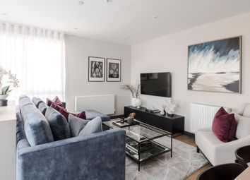 Thumbnail 2 bed flat for sale in Lowfield Street, Dartford