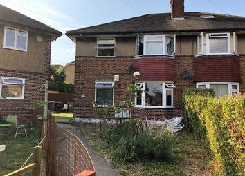 Thumbnail 2 bedroom maisonette to rent in Riverside Gardens, Wembley
