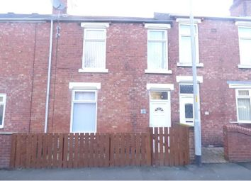 Thumbnail 2 bedroom terraced house for sale in Ravensworth Street, Bedlington