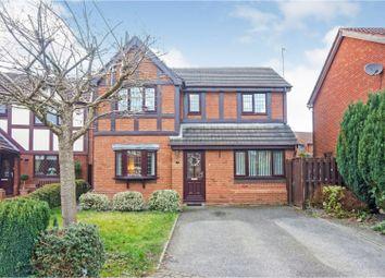 Thumbnail 4 bed detached house for sale in Herons Way, Sandymoor, Runcorn