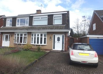 Thumbnail 4 bed semi-detached house for sale in Manston Road, Penketh, Warrington