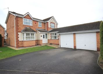 Thumbnail 5 bedroom detached house for sale in Burns Way, Balby, Doncaster