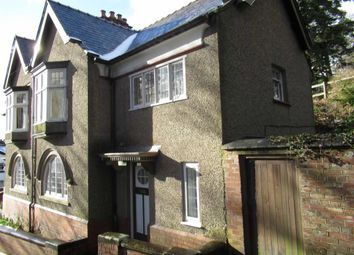 Thumbnail 2 bed semi-detached house to rent in Rosedene, Highgate, Llanidloes, Powys