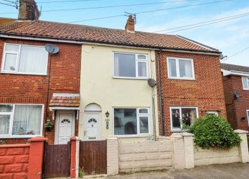 Thumbnail 3 bed terraced house for sale in Beach Road, Caister-On-Sea, Great Yarmouth