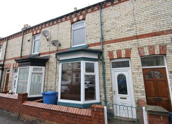 Thumbnail 2 bed terraced house for sale in Hampton Road, Scarborough