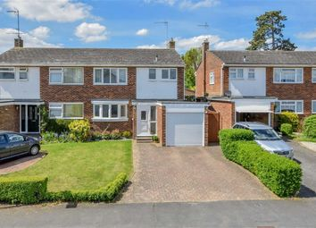 Thumbnail 3 bed semi-detached house for sale in Monks Walk, Buntingford, Hertfordshire