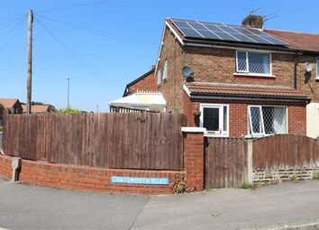 Thumbnail 2 bed property for sale in Chatsworth Road, Preston