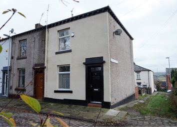 Thumbnail 2 bed end terrace house for sale in Windham Street, Rochdale