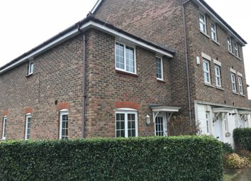 Thumbnail 3 bedroom end terrace house to rent in Manning Road, Bury St. Edmunds