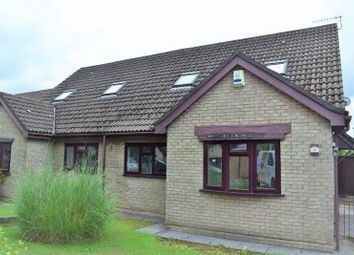 Thumbnail 4 bed bungalow for sale in Heol Y Dreflan, Caerphilly
