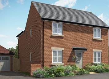 """4 bed detached house for sale in """"The Deeping"""" at Hill Top Close, Market Harborough LE16"""