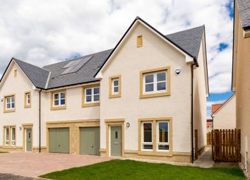 Thumbnail 4 bedroom semi-detached house for sale in Meadowside, Kirk Road, Aberlady