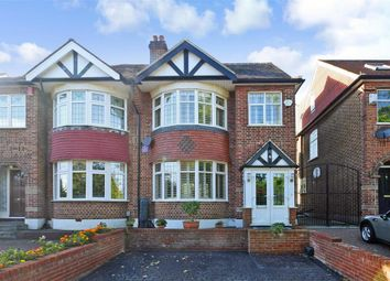 Thumbnail 4 bedroom semi-detached house for sale in Larkshall Road, London