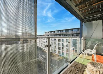 Thumbnail 1 bed flat for sale in California Building, Deals Gateway, London