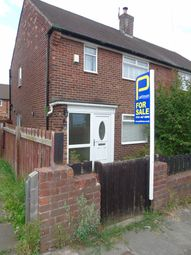 Thumbnail 2 bedroom semi-detached house for sale in Fisherwell Road, Gateshead