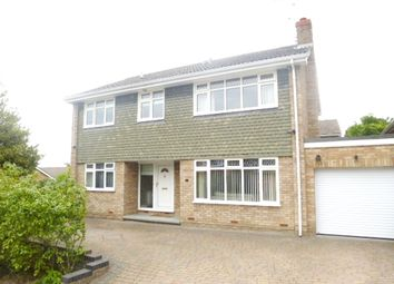 Thumbnail 4 bed detached house for sale in Hillside, Royston