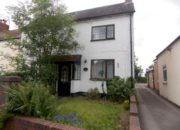 Thumbnail 2 bedroom cottage to rent in Birchfield Road, Redditch